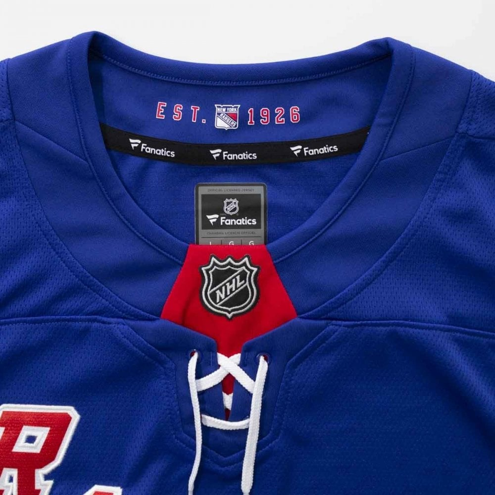 outlet store dd776 4a317 NHL New York Rangers Home Breakaway Jersey