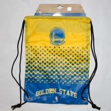 NBA Golden State Warriors Fade Drawstring Backpack