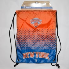 NBA New York Knicks Fade Drawstring Backpack