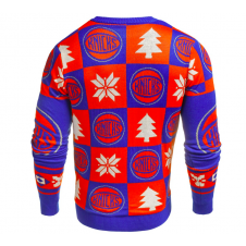 NBA New York Knicks Patches Ugly Sweater