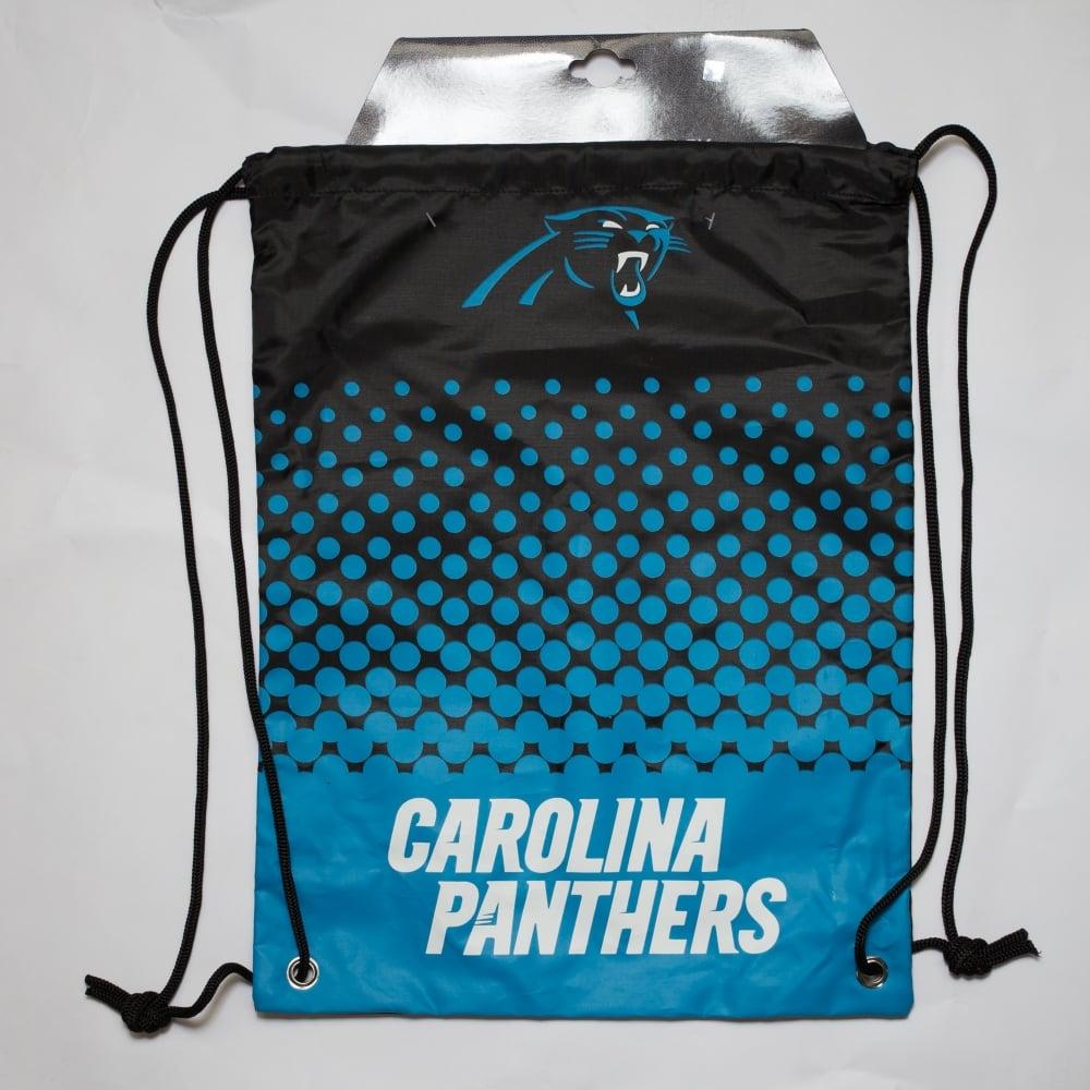 ... NFL Carolina Panthers Fade Drawstring Backpack ... 49b1ded433