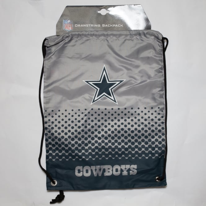 Forever Collectibles NFL Dallas Cowboys Fade Drawstring Backpack