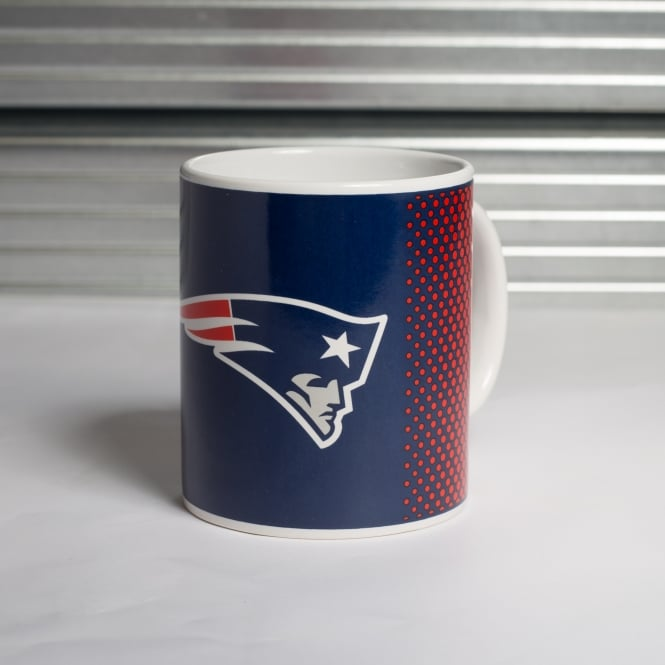Forever Collectibles NFL New England Patriots Fade Mug