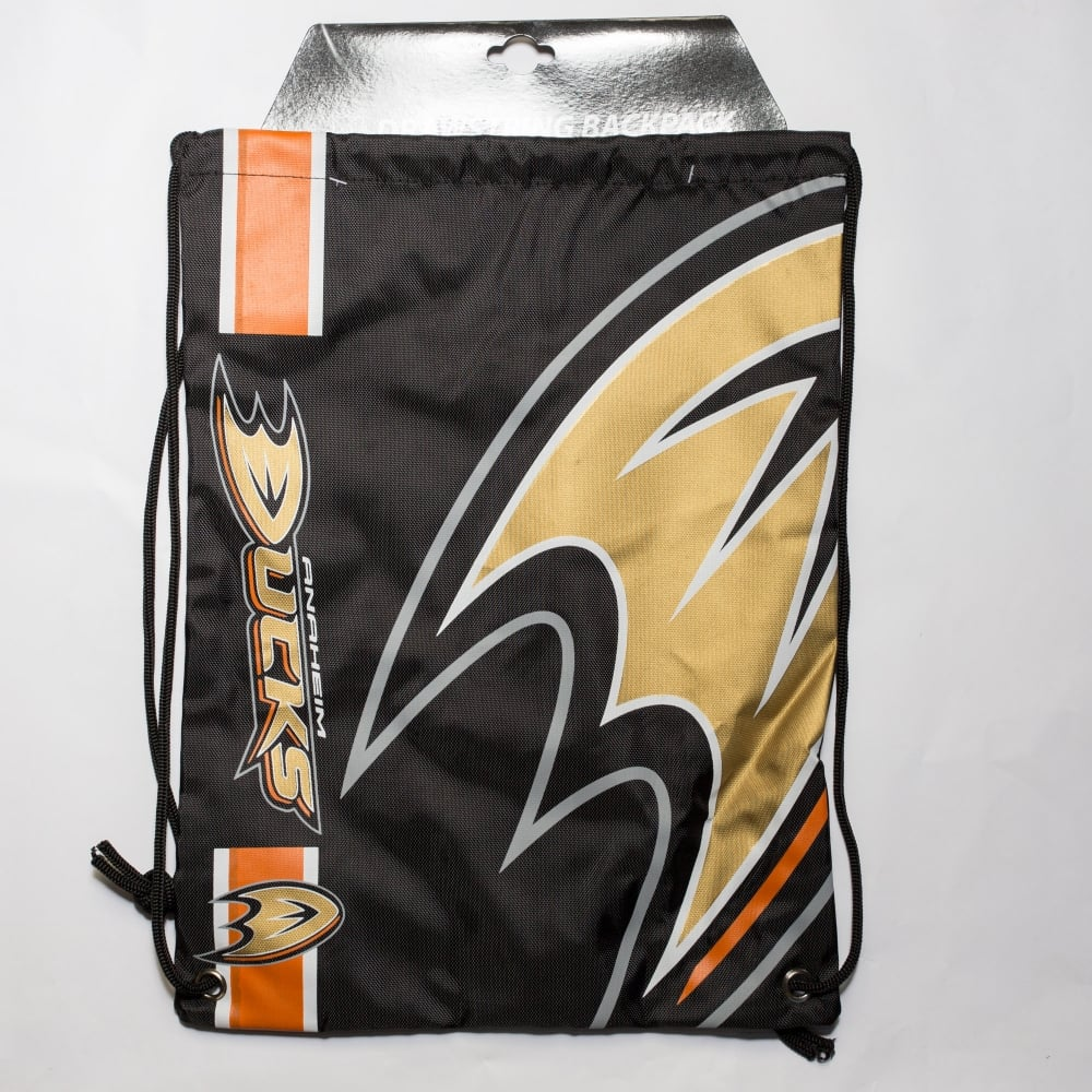 Eishockey Weitere Wintersportarten Forever Collectibles NHL Anaheim Ducks Fade Drawstring Backpack