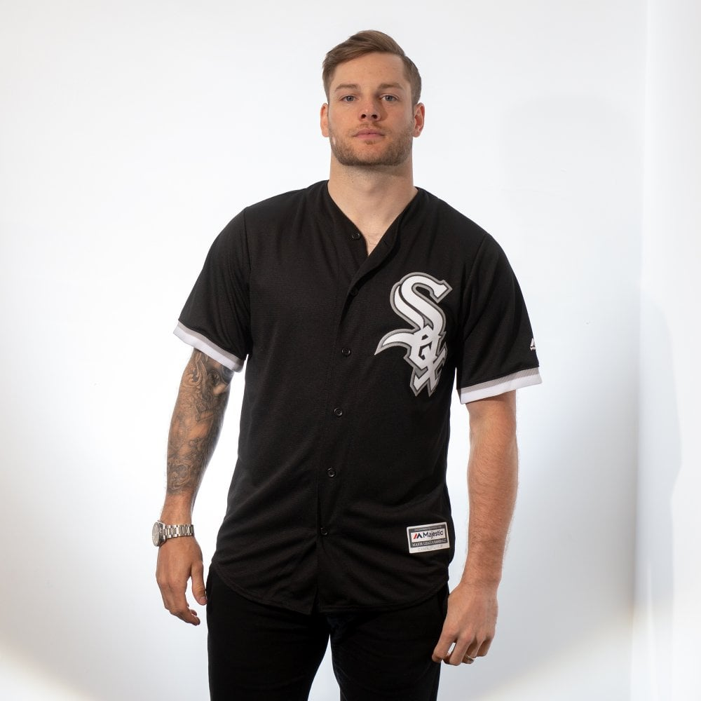 quality design 23847 b93ce MLB Chicago White Sox Cool Base Alternate Jersey