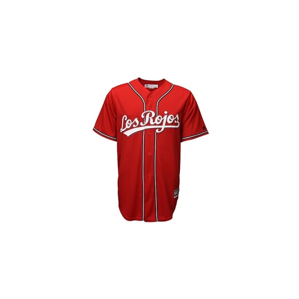 df94d728c85 ... best price mlb cincinnati reds cool base alternate jersey 589b6 37041