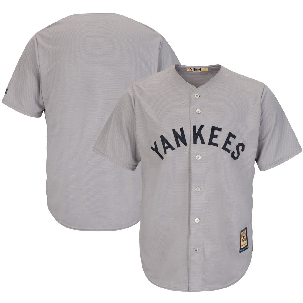 save off cdff5 415c5 MLB New York Yankees Cooperstown Cool Base Jersey