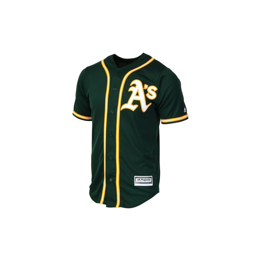 cheap for discount 5b6d1 11492 MLB Oakland Athletics Cool Base Alternate Jersey