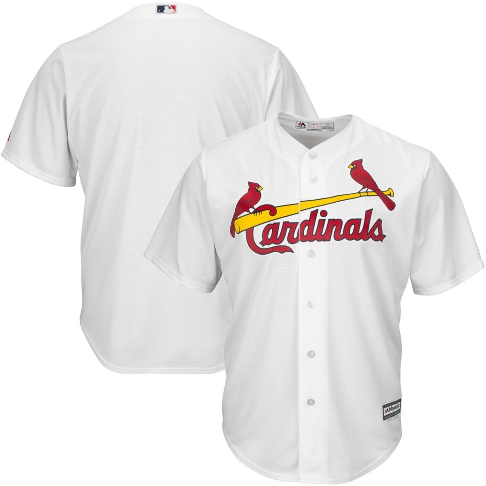 low priced a5409 06edb MLB St. Louis Cardinals Cool Base Home Jersey