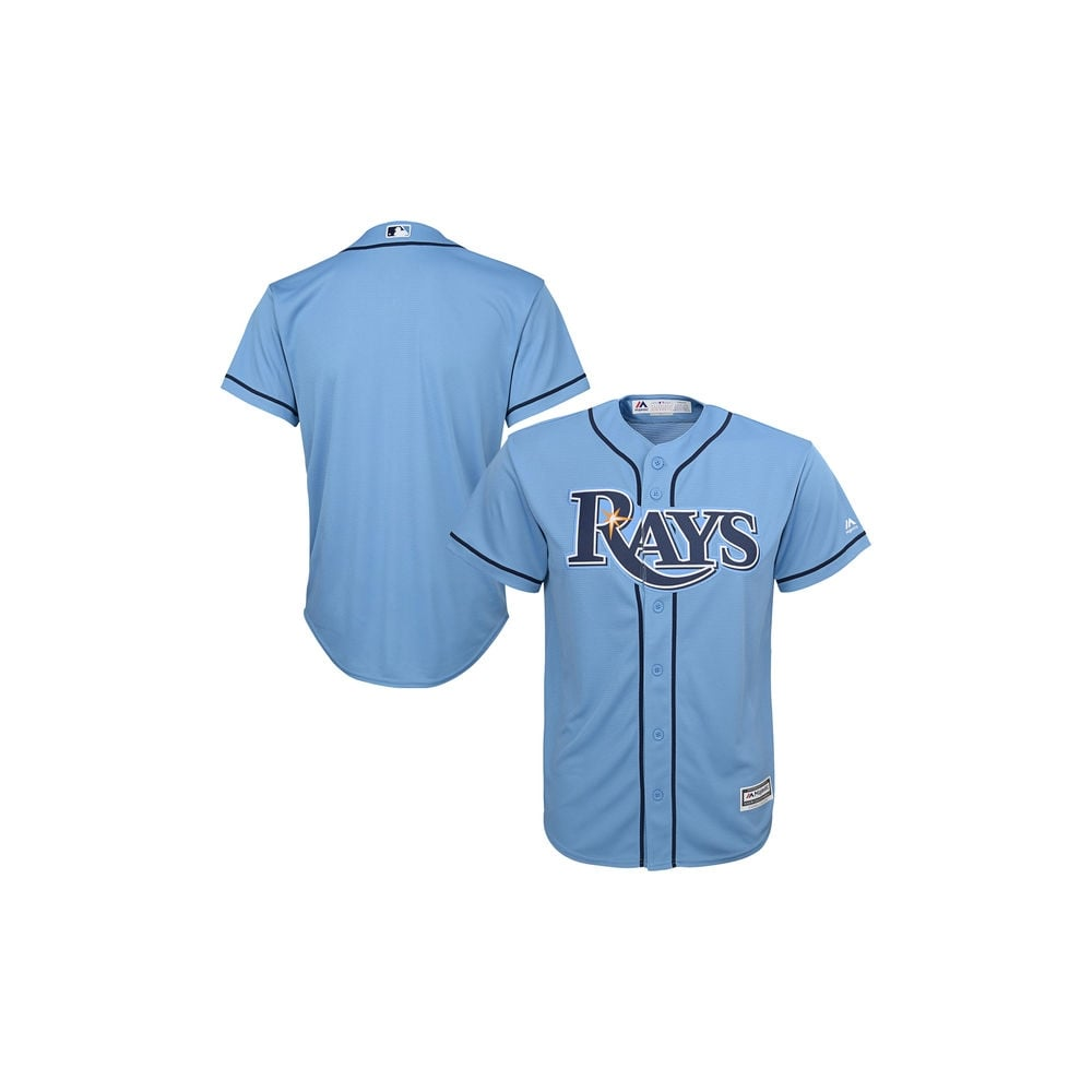 brand new f3dc4 ede54 MLB Tampa Bay Rays Cool Base Jersey