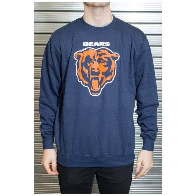 Majestic Athletic NFL Chicago Bears Critical Victory Crew