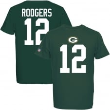 NFL Green Bay Packers Aaron Rodgers Eligible Receiver T-Shirt