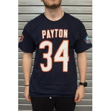 NFL Hall Of Fame Super Bowl 50 Payton Bears T-Shirt