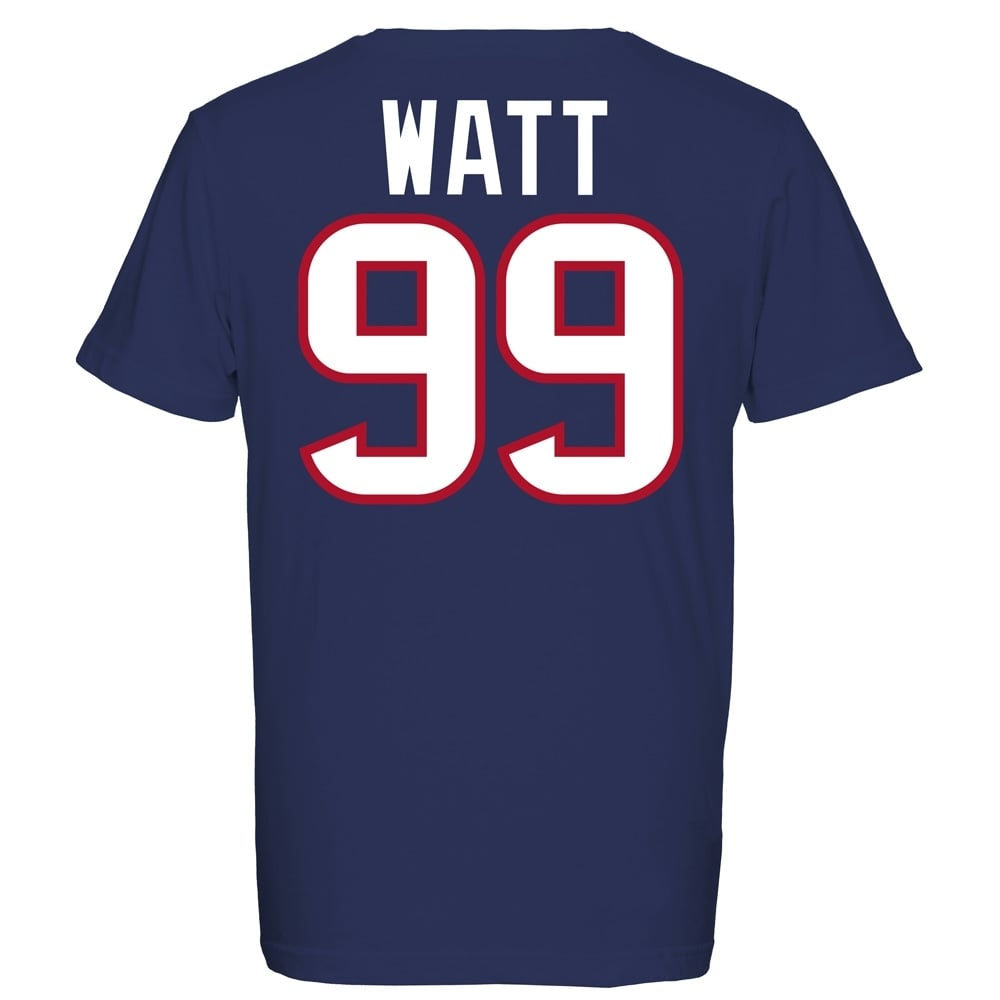 release date bed01 39c7c NFL Houston Texans JJ Watt Eligible Receiver T-Shirt