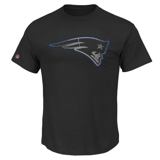 Majestic Athletic NFL New England Patriots Transfer T-Shirt