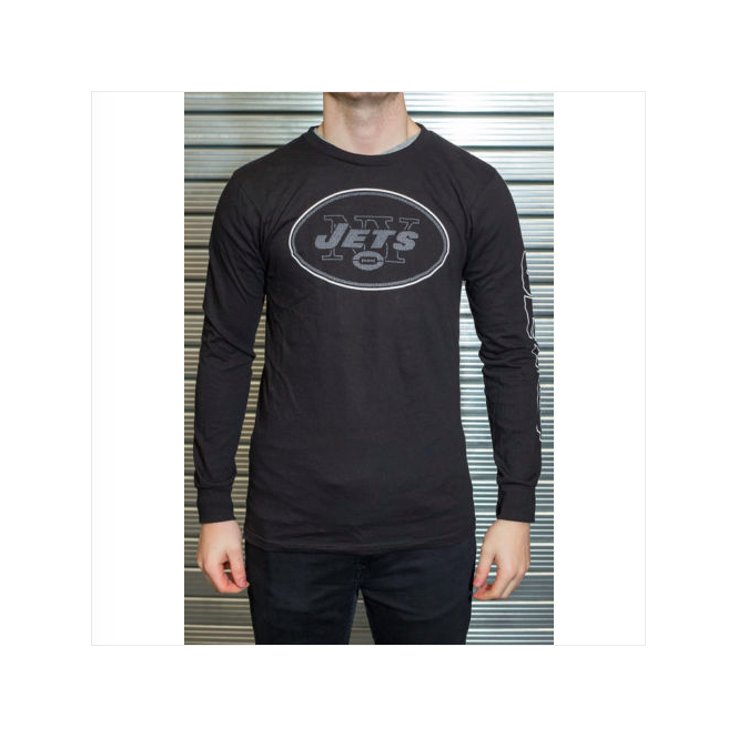Majestic Athletic NFL New York Jets Up And Over Longsleeve T-Shirt