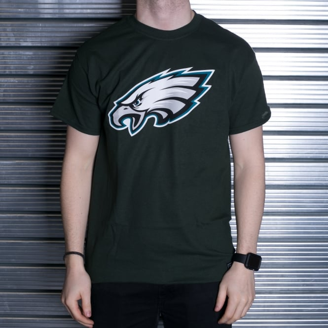 Majestic Athletic NFL Philadelphia Eagles Team logo T-Shirt