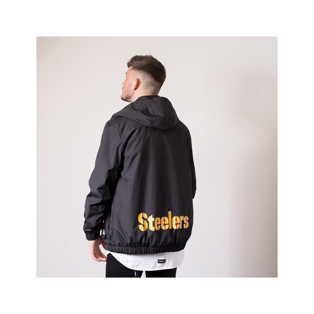 timeless design 4af76 6519e NFL Pittsburgh Steelers Racer Track Jacket