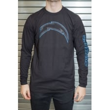 NFL San Diego Chargers Up And Over Longsleeve T-Shirt