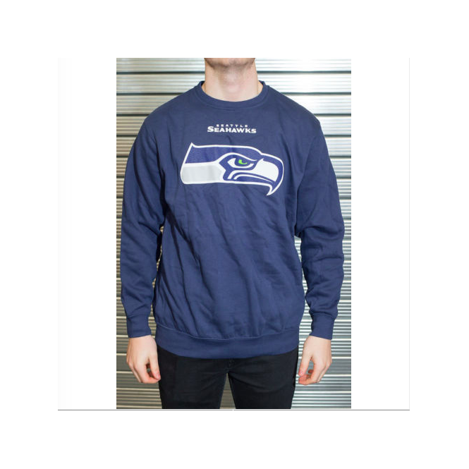 Majestic Athletic NFL Seattle Seahawks Critical Victory Crew