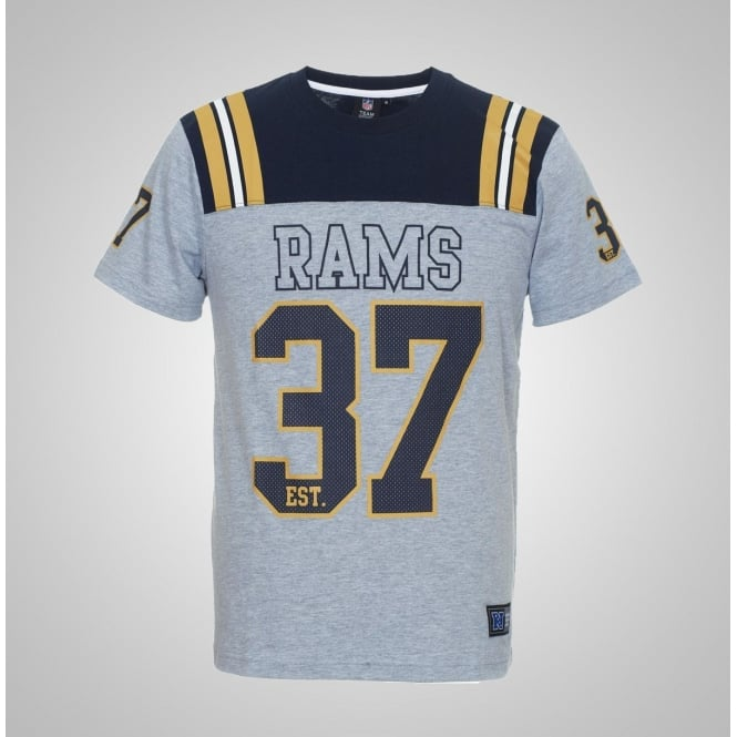 Majestic Athletic NFL St. Louis Rams Gatril T-Shirt