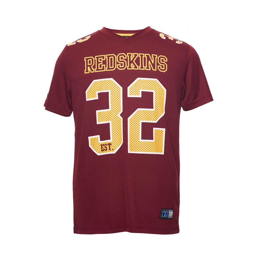 4c6066de5 Majestic Athletic NFL Washington Redskins Game Poly Mesh T-Shirt ...