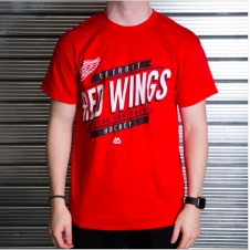 NHL Detroit Red Wings Earn Each Play T-Shirt