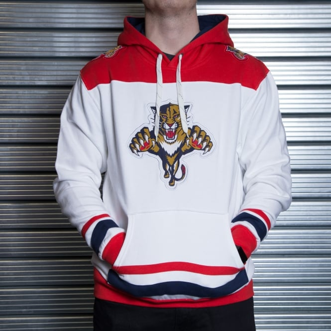 Majestic Athletic NHL Florida Panthers Double Minor Hood