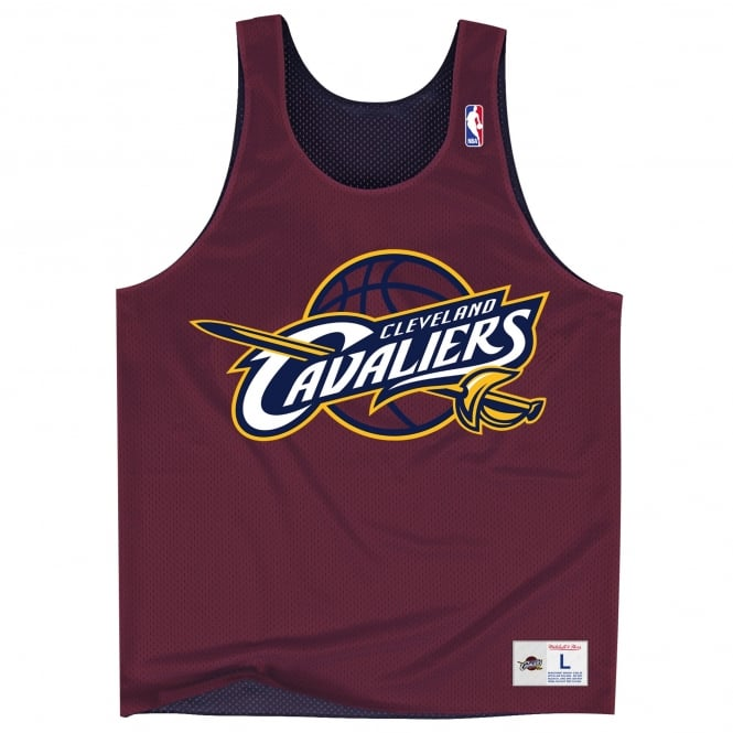 Mitchell & Ness NBA Cleveland Cavaliers Reversible Mesh Tank