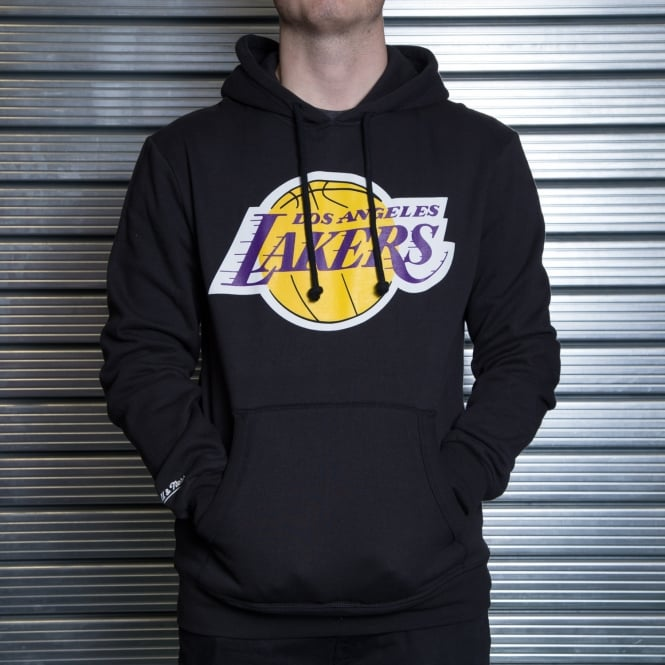 Mitchell & Ness NBA Los Angeles Lakers Team Logo Hood