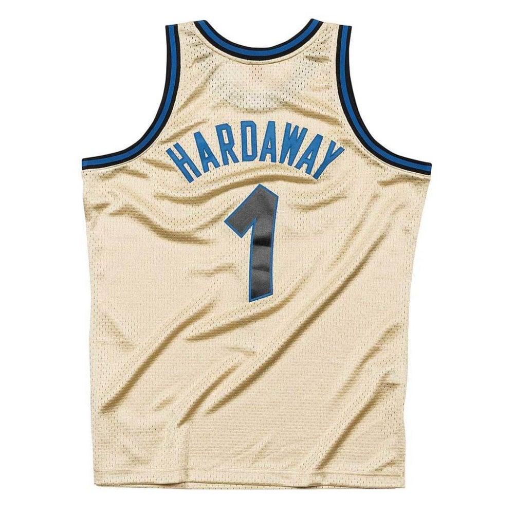 NBA Orlando Magic Penny Hardaway 1993-94 Swingman Jersey Gold