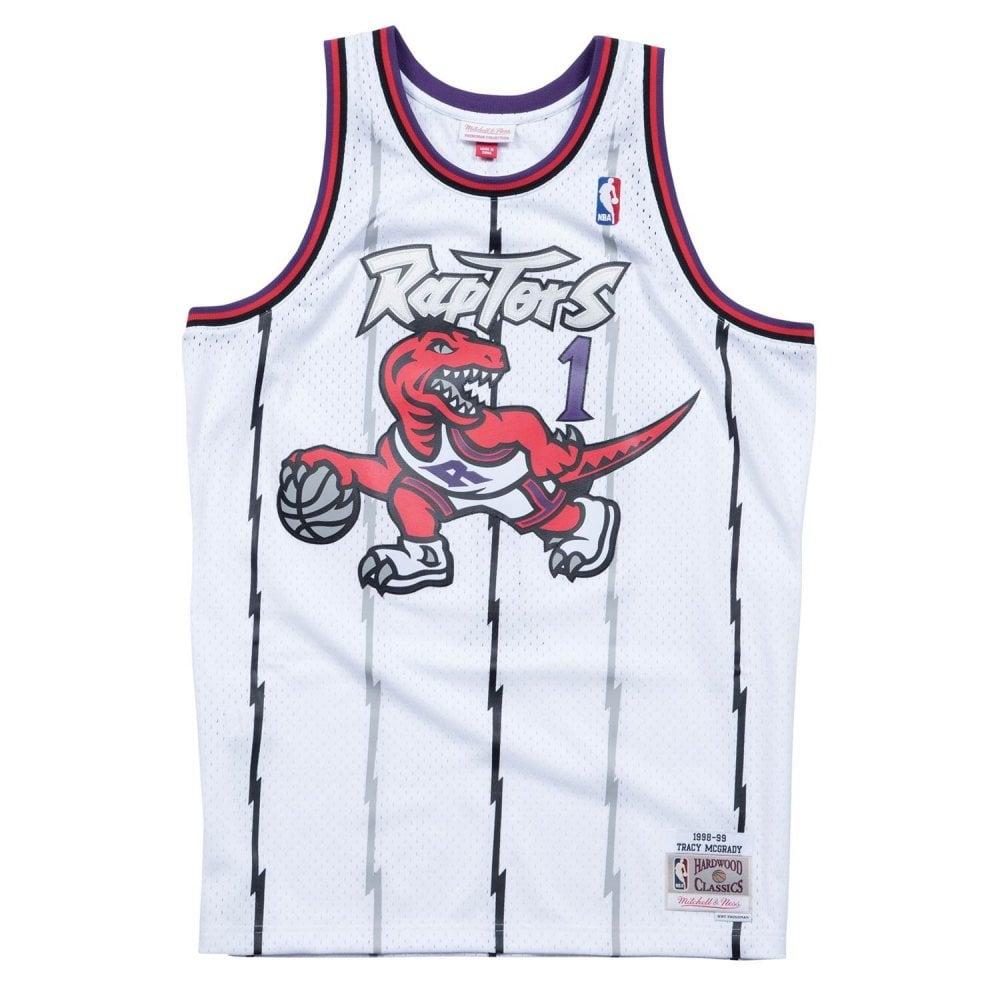 best service a5ac8 f9436 NBA Toronto Raptors Tracy McGrady 1998-1999 Swingman Jersey