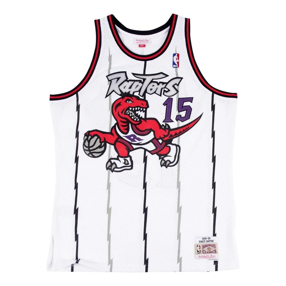 on sale 2edc1 78af5 NBA Toronto Raptors Vince Carter 1998-99 Swingman Jersey