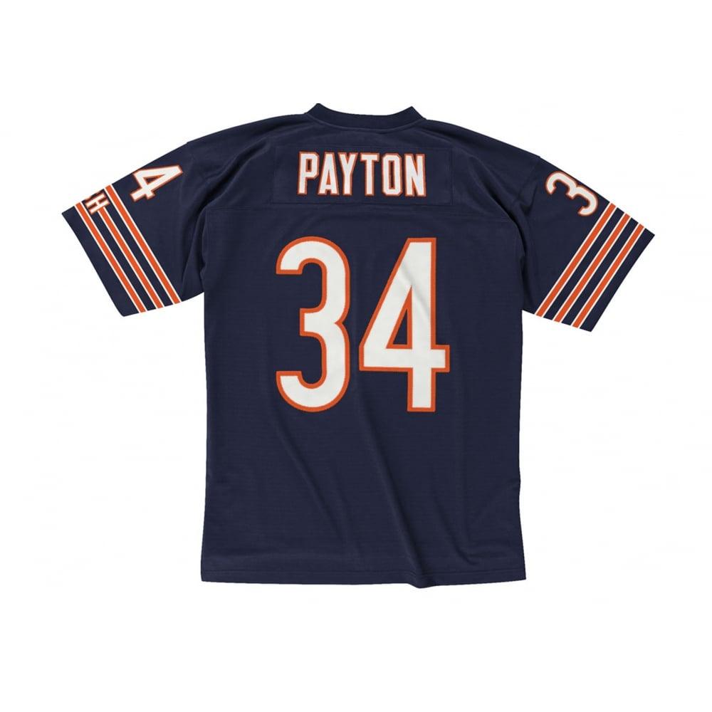 sports shoes 87a6d cbd1e NFL Chicago Bears Walter Payton 1985 Legacy Jersey