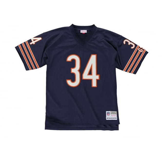 Mitchell & Ness NFL Chicago Bears Walter Payton 1985 Replica Jersey