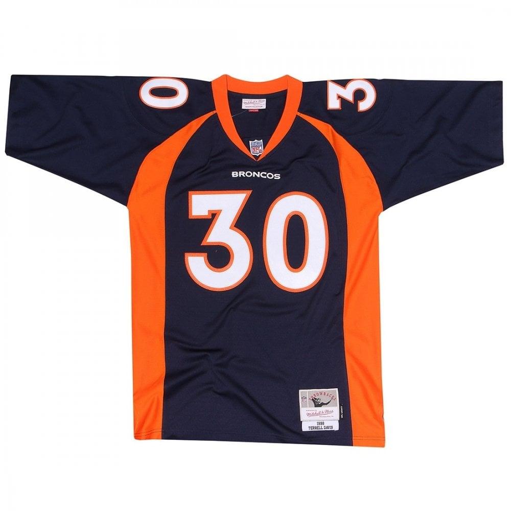 Mitchell   Ness NFL Denver Broncos Terrell Davis 1998 Legacy Jersey ... 9bf3cd41e