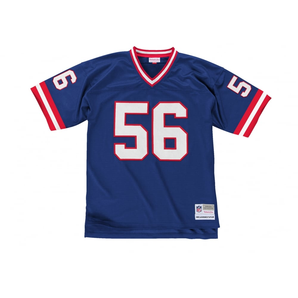 san francisco 2bf49 acfa7 Mitchell & Ness NFL New York Giants Lawrence Taylor 1986 Legacy Jersey
