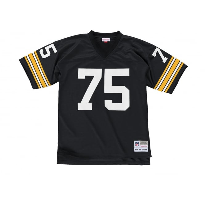 Mitchell & Ness NFL Pittsburgh Steelers Joe Greene 1976 Replica Jersey