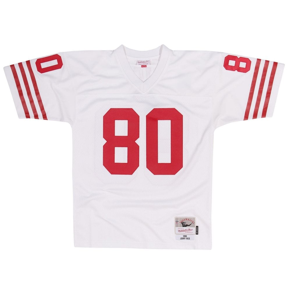 Mitchell   Ness NFL San Francisco 49ers Jerry Rice 1990 Legacy ... be827bc34