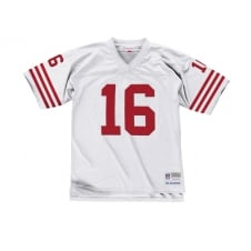 NFL San Francisco 49ers Joe Montana 1990 Replica Jersey