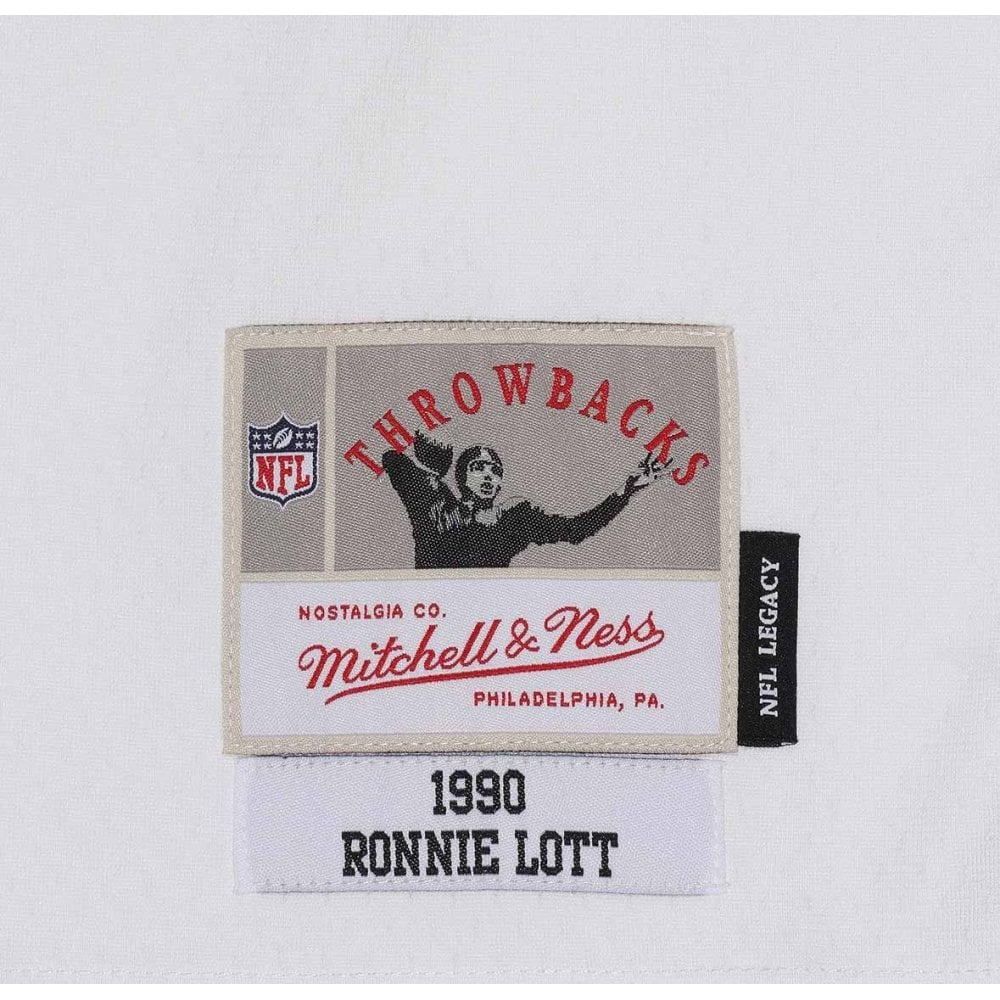 Mitchell   Ness NFL San Francisco 49ers Ronnie Lott 1990 Legacy ... ee1d72ffd