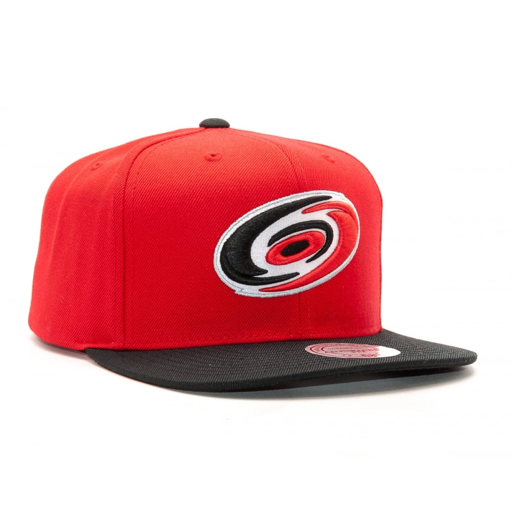 Mitchell   Ness NHL Carolina Hurricanes 2017 Snapback Cap - Headwear ... a33289f555b