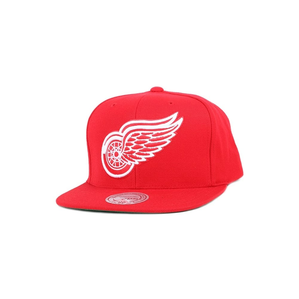 6c1d76d906a36 new arrivals nhl detroit red wings wool solid snapback d503e 6107e