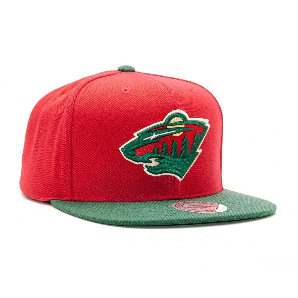 NHL Minnesota Wild 2017 Snapback Cap
