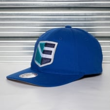 World Cup Of Hockey Team Europe Blue Adjustable Backstrap Cap