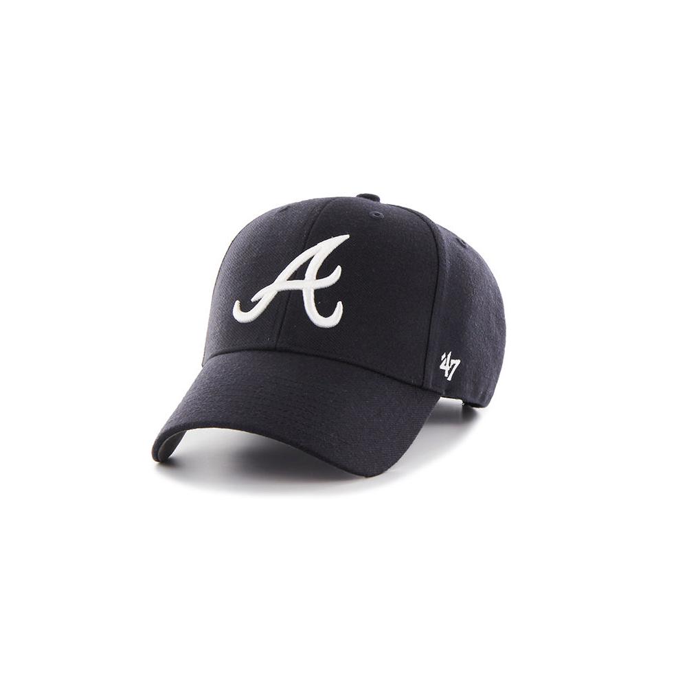 79776d13 MLB Atlanta Braves MVP Cap