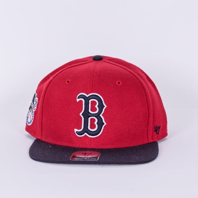 '47 MLB Boston Red Sox Sure Shot 2 Tone Captain 2 Tone Snapback
