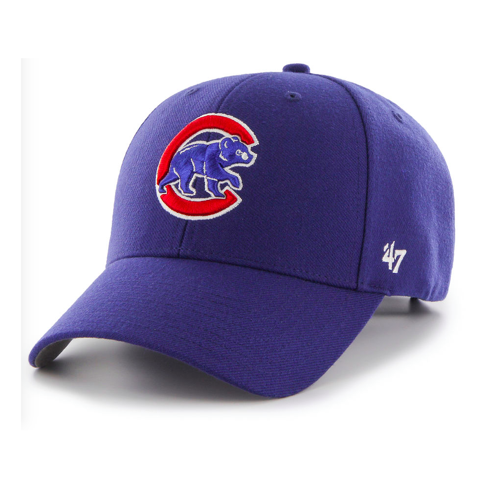 7e33ea51845 47 MLB Chicago Cubs  47 MVP Cap - Headwear from USA Sports UK