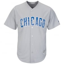 MLB Chicago Cubs Cool Base Road Jersey