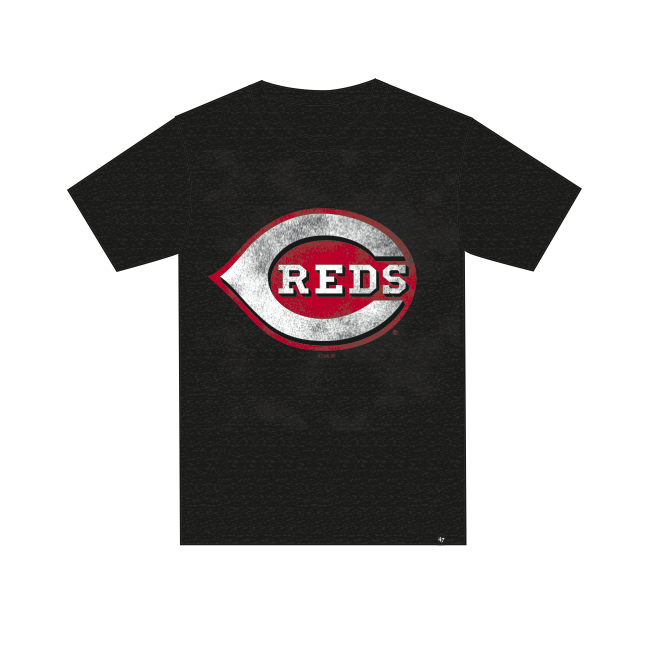 '47 MLB Cincinnati Reds Club T-Shirt